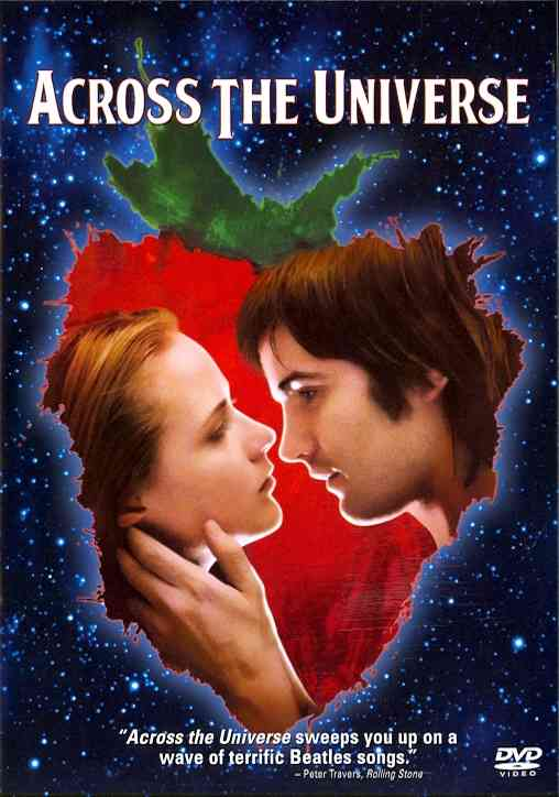 ACROSS THE UNIVERSE BY WOOD,EVAN RACHEL (DVD)
