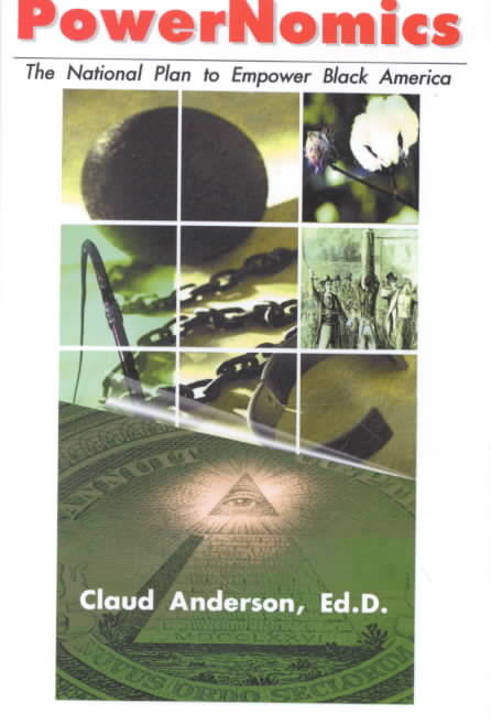 Powernomics By Anderson, Claud